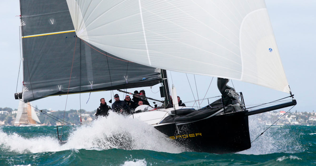 Elliott 35 Super Sport By Salthouse Boatbuilders Nz