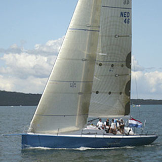 Salthouse Boats - Ker 46 IRC Race Yacht